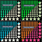 Glow in the Dark Star Luminous Decal Wall Stickers Baby Kids Home Room Decor