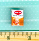 Dollhouse MINIATURE  size Vintage Pablum  Baby Cereal Mixed Box
