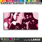 Muhammad Ali Joe Frazier Boxing Canvas Print Framed Photo Picture Wall Artwork