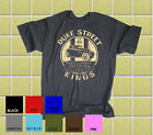 t-shirt bruce springsteen e street band duke street kings style décontracté
