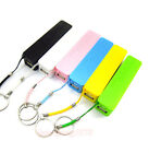 PERFUME 2600MAH PORTABLE BATTERY CHARGER POWER BANK for SAMSUNG IPHONE 3GS 4 5
