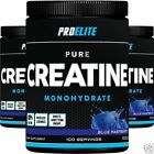 CREATINE Monohydrate 1kg 100% Pure Micronised ProElite - No Capsules Tablets