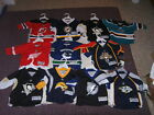 NHL Various Teams  Players Infant Jersey Bodysuit Outfits Sz 12 24M New  Used