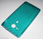 UK Cover Skin Case Flexi Gel Flexigel TPU Sony Ericsson Xperia SP M35H M35 H