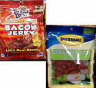 Trail's Best 100% Real Bacon Jerky Slices Links ~ Pick One
