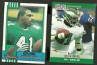 Keith Byars Philadelphia Eagles 1990 Topps 1990 Pro Set