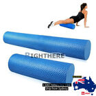 YOGA AB ROLLER EVA PHYSIO FOAM PILATES BACK GYM EXERCISE TRIGGER POINT 90cm 45cm