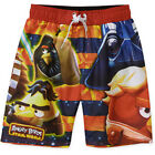 ANGRY BIRDS STAR WARS LUKE HAN Bathing Suit Swim Trunks NEW Boys Sizes 4-12  $25