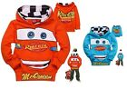 Toddlers Kids Boys Girls Cars Lightning McQueen Funny Hoodies Clothes Aged 2-8Y
