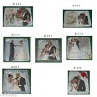 WEDDING  TOPPERS X 1 ETHNIC WEDDING TOPPER WITH GEMS( MY CREATIONS)FREE POSTAGE