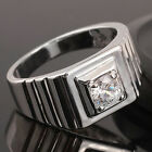 925 Sterling Silver Ring Band Sz 10 11 12 13 Men Jewelry Party Wear