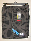 """NWT $30 UNDER ARMOUR MENS HG ESCAPE 5"""" WOVEN PRINTED RUNNING SHORTS 1236175 002"""