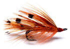 Salmon Double Flies (DHWSF11) * GENERAL PRACTITIONER *  for Salmon Fly Fishing
