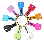 1-32GB Mini Key USB 2.0 Metal Flash Memory Stick Jump Thumb Drive Pen Color New