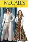 McCall's 6819 Sewing Pattern Costumes - Huntsman Coat Corset Top & Belt