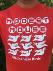 Modest Mouse Mechanical Birds S M L XL Choose Size/Color