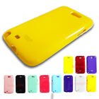 Apple iPhone 4 / 4S 100% Genuine Cross Line Jelly Case Cover