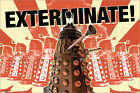 Poster Doctor Who - Daleks Exterminate