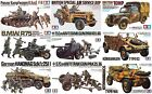 Tamiya - 1/35 WWII Tanks & Vehicles