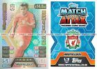 CHOOSE 13/14 MAN OF THE MATCH 2013 2014 MATCH ATTAX CARD FROM ALL 60 MOTM