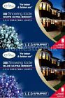 300 LED SNOWING ICICLE CHASER MODE BRIGHT LIGHT CHRISTMAS XMAS FOR IN / OUTDOOR
