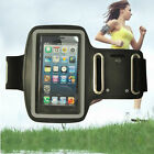 Splash Proof Gym Armband Pouch Case Cover For iPhone 5 5S, 5C Galaxy S3 S4