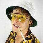 Fear and Loathing in Las Vegas Hunter Thompson Hat Sunglasses Cigarette Costume