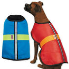 Kong NOR' EASTER Dog Coat Jacket RIP STOP SHELL BLUE or RED Sizes Limited