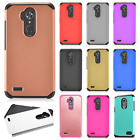 For Samsung Galaxy Note II 2 HARD Hybrid Rubber Silicone Case Phone Cover