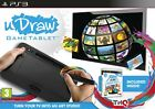 PS3 Game & Tablet U Draw Udraw Tablet NEW Boxed