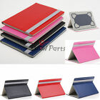 """Folio Foldable Adjustable Stand Case For 9.7-10.1"""" Tablet"""