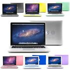 """Crystal Hard Case Full Cover Shell Skin for Macbook Air 11"""" 11.6"""" A1370 A1465"""