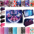 "Slim Folding Stand Case Cover For Samsung Galaxy Tab 3 7"" P3200 SM-T210 + Stylus"