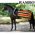 Rambo Newmarket fleece  Exercise Sheet / Rug