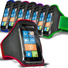 COLOUR SPORTS ARMBAND STRAP POUCH CASES FOR ACER LIQUID Z2