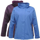 Regatta Kendra Womens Padded Waterproof Jacket Ladies Fully Insulated Jacket