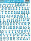 Beary Patch Letter Stickers Scrapbooking Paper Crafting Various Choices