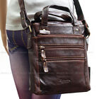 New Leather Mens Messenger Shoulder Cross Bag Satchel Purse 6801/06/07/11/12