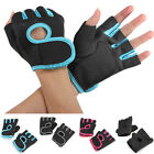 Sport Cycling Fitness GYM Half Finger Weight lifting  Exercise Training Gloves