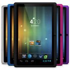 "Ematic EGM003 7"" Android 4.2 Capacitive Multi-Touch 4GB Wifi Front Camera Tablet"