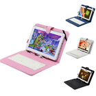"Multi-Color iRulu 10.1"" Tablet PC Android 4.2 Dual Core Cam 1.5Ghz w/Keyboard"