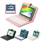 "8GB iRulu 7"" Google Android 4.2 Tablet Dual Cam&Core Capacitive WiFi w/Keyboards"