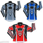 "NEW WULFSPORT TRIALS SHIRT (44"" Chest) JERSEY WULF GAS GAS BETA BULTACO MONTESA"