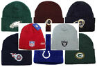 Knit Winter Hat/Beanie *NFL Football* (AFC/NFC)Cuffed w/ Logo *Select Your Team* $9.99 USD on eBay