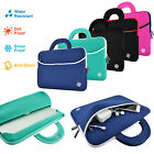 "Google Chromebook 11.6"" Inch Notebook Laptop Sleeve Bag Pouch Handle Case Cover"