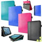 Kozmicc Universal Adjustable Folio Stand Case Cover for Hannspree 10.1 Tablet