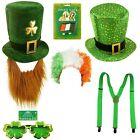 St Patrick's Day Accessories - Balloons Bunting Souvenirs Hats Teddies Wigs New