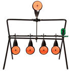 SWINGING GALLERY TARGET Spinning Reset Set Air Gun Rifle Airgun Shooting Hunting