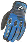 Joe Rocket Rocket Nation Men's Gloves (Pair) Blue