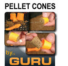 GURU *PELLET CONES* Pellet Baiting System for Coarse & Carp Fishing (GPC)